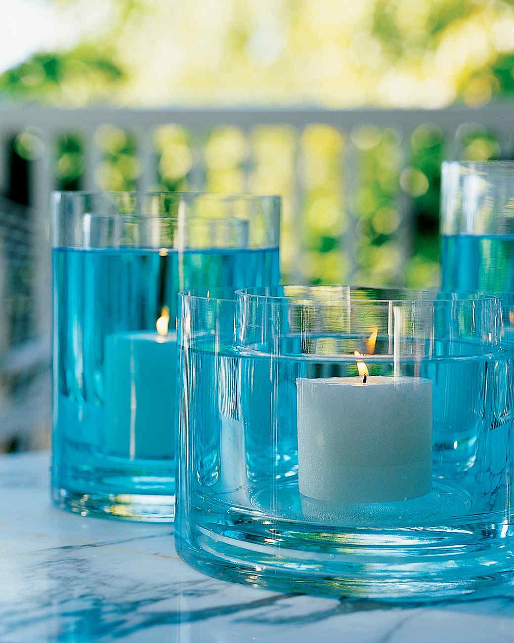 Как сделать красивые стаканы